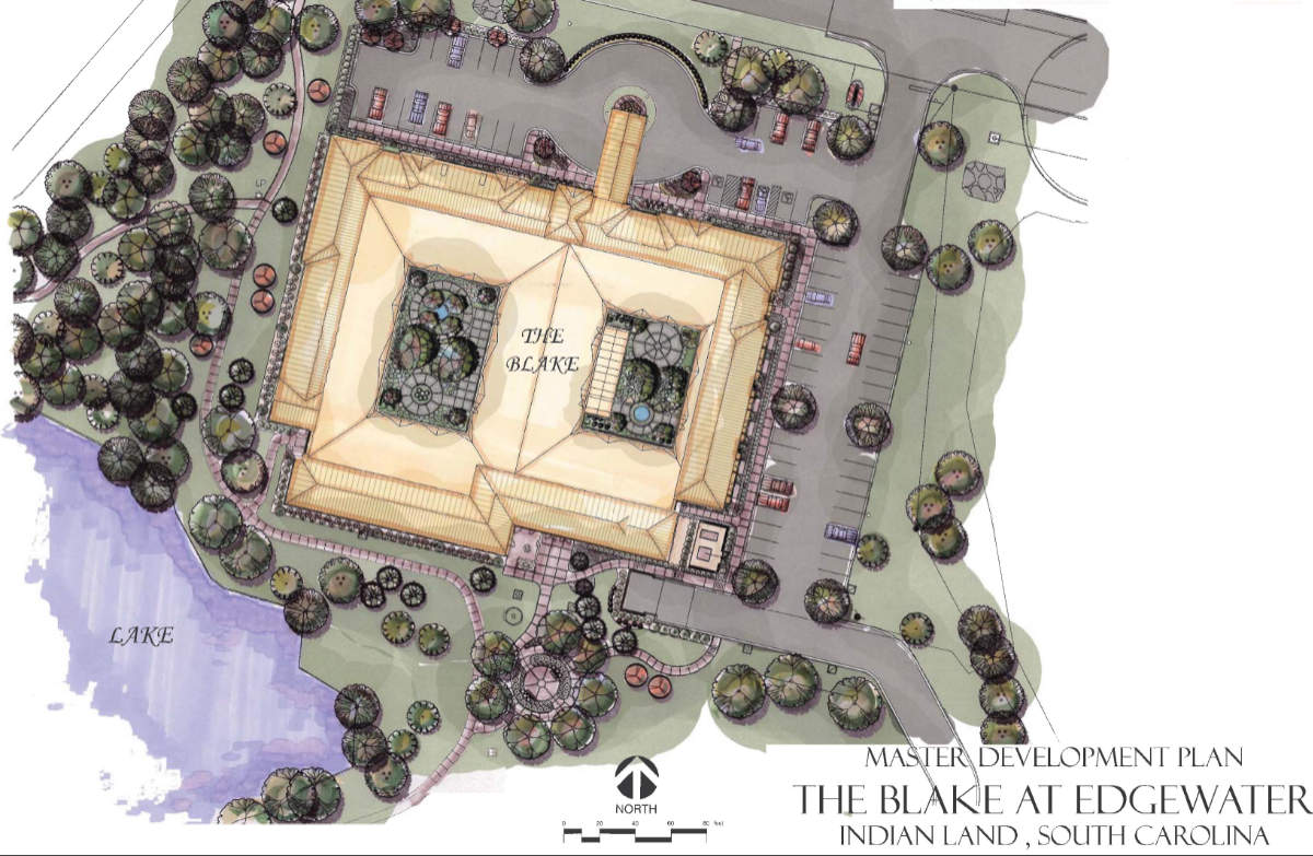 Master development plan | The Blake at Edgewater